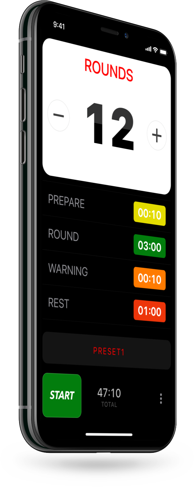 Boxing Timer Pro - Boxing Timer app for iPhone iPad and iOS